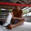 muay thai, муай тай, мма, футы, защита на ноги, купить, украина, россия, из таиланда, spirit of a warrior