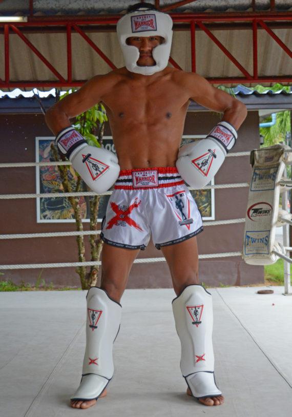 защита для ног spirit of a warrior, защита для ног из таиланда (4)