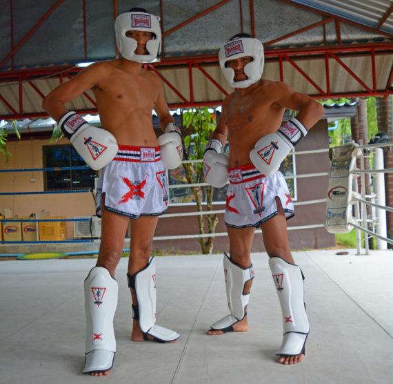 защита для ног spirit of a warrior, защита для ног из таиланда (5)