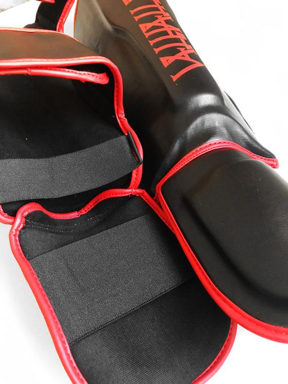 накладки на ноги,футы,защита на ноги,кож зам, spirit of a warrior 2