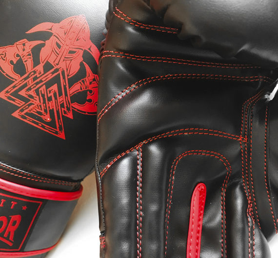 перчатки,кож зам, spirit of a warrior 1