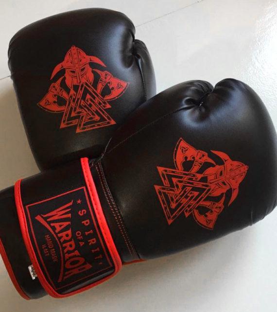 перчатки,кож зам, spirit of a warrior 4