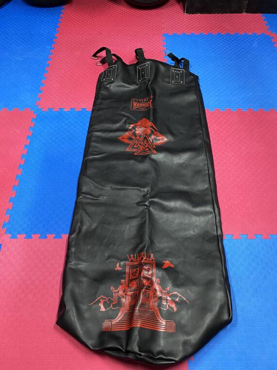 черный тяжелый напольный мешок, муай тай,бокс,spirrit of a warrior,fairtex hb7 pole bag,muay thai (1)