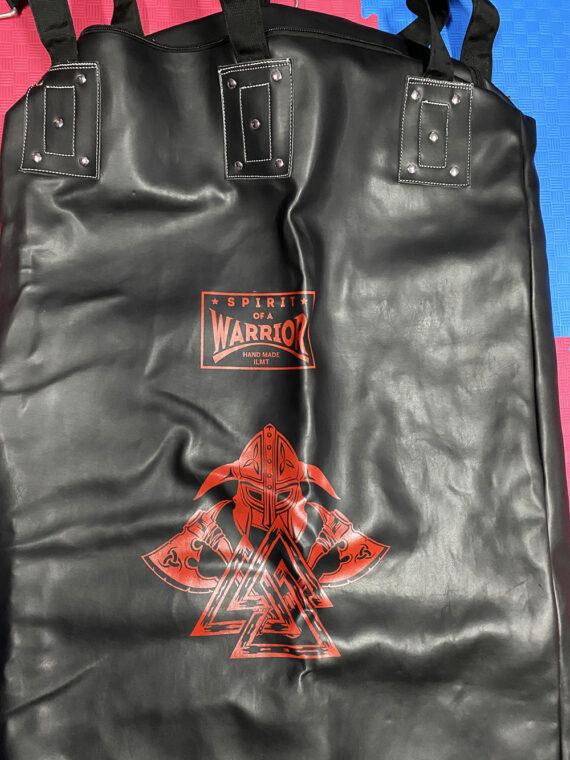 черный тяжелый напольный мешок, муай тай,бокс,spirrit of a warrior,fairtex hb7 pole bag,muay thai (7)